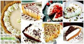 Brunch Dessert Pie Recipes