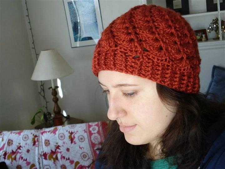 Crochet Divine Hat - Free Pattern