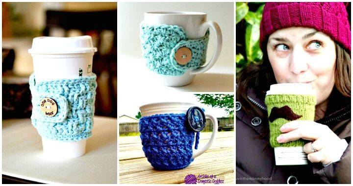 Free Crochet Cozy Patterns