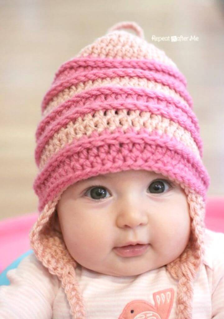 How To Free Crochet Edith Inspired Hat Pattern