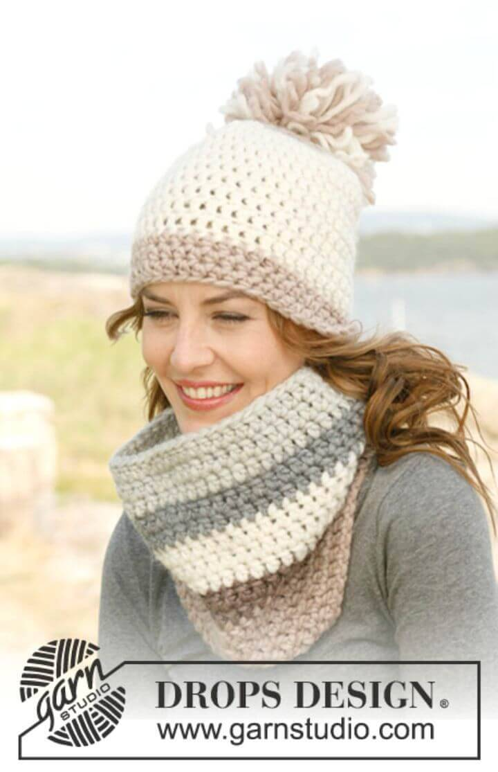 Free Hat And Neck Warmer Pattern