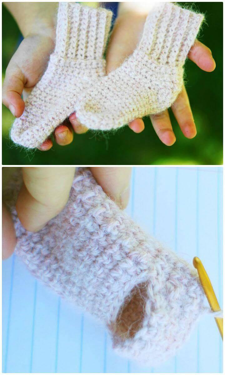 Crochet Socks 35 Free Crochet Socks Pattern DIY & Crafts