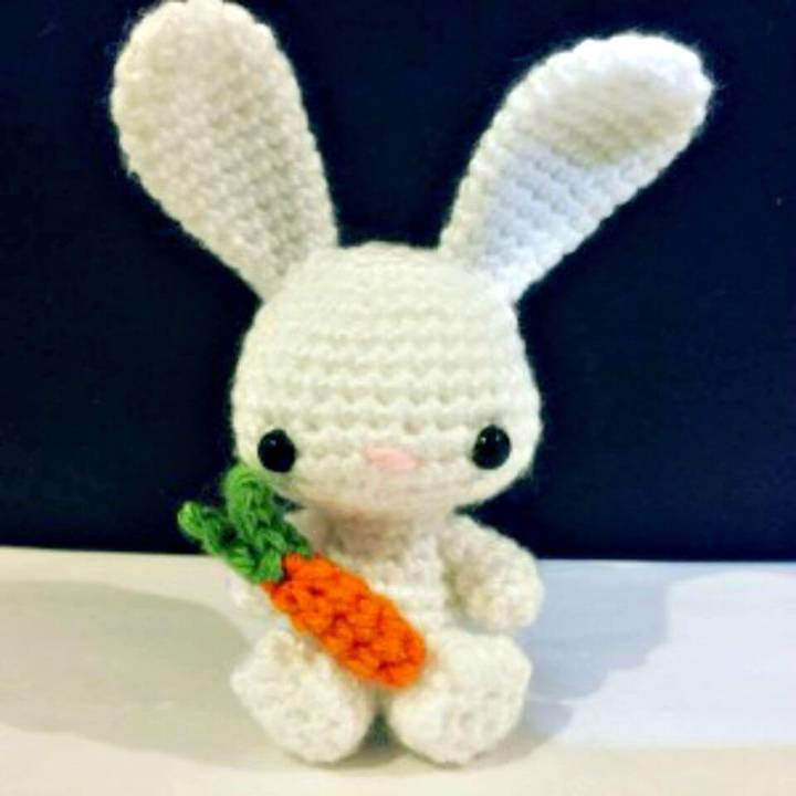 63 free crochet bunny amigurumi patterns page 4 of 6 diy crafts crochet easter bunny free pattern bankloansurffo Choice Image