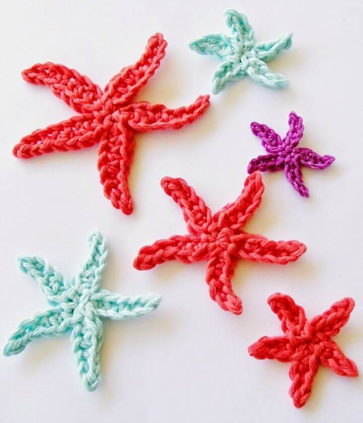 How to Crochet Starfish