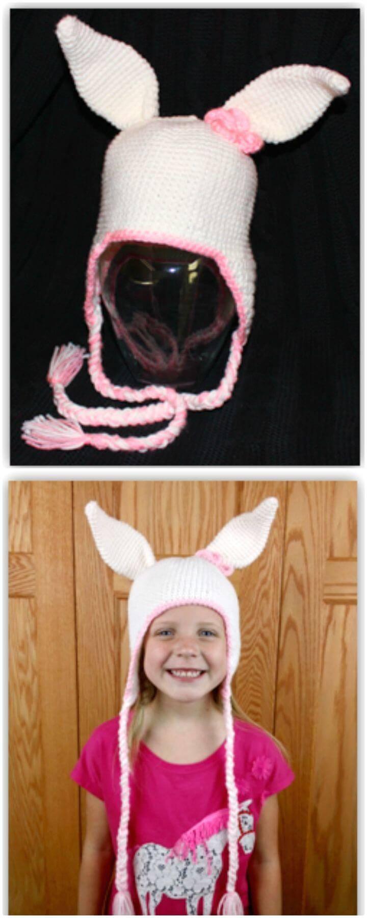 Easy Free Crochet Hat Pattern