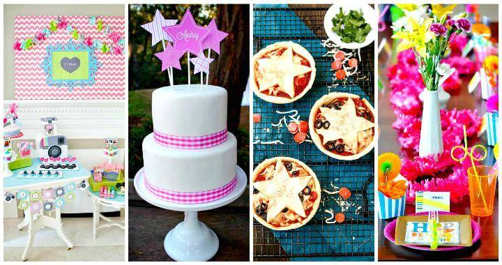 23 Tween Birthday Party Ideas for Your Tween or Teen Girls
