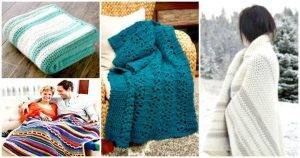 Crochet Afghan Patterns – 41 Free Crochet Patterns Guide for Beginners