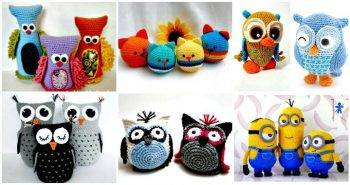 Crochet Amigurumi – 225 Free Crochet Amigurumi Patterns