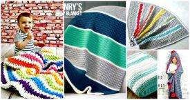 Crochet Blanket Patterns to Try Out This Weekend