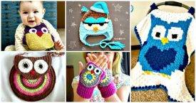 Crochet Owl - Free Crochet Owl Patterns