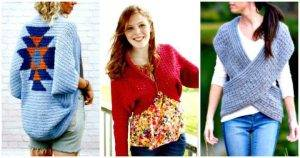 Crochet Shrug Patterns - Free Crochet Patterns
