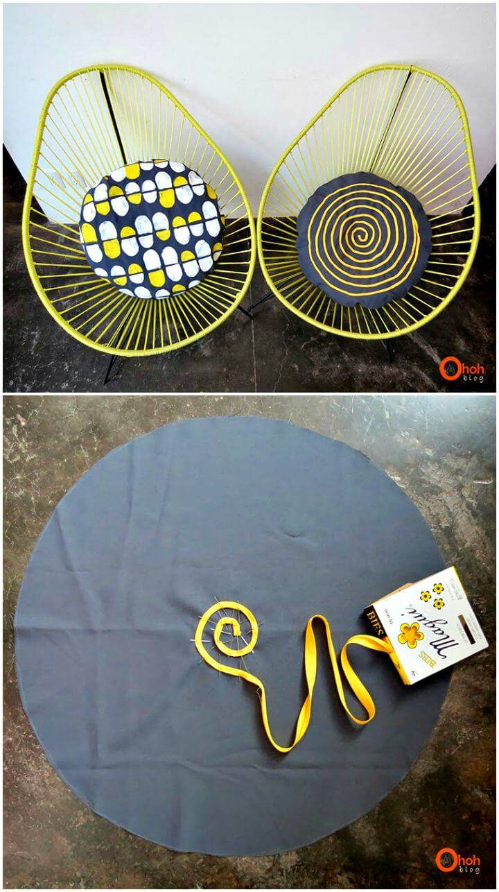 20 Diy Cushions Or Diy Pillow Ideas To Upgrade Your