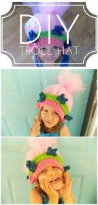 3 Unique Free Crochet Poppy Hat Patterns