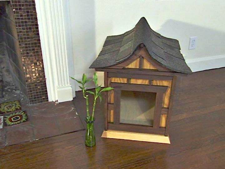 Easy DIY a Pagoda-Style Dog House Tutorial