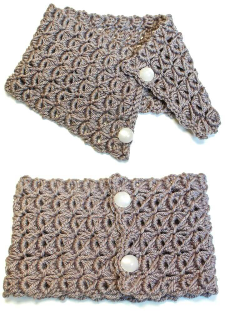81 Free Crochet Cowl Patterns Crochet Infinity Scarf Diy Crafts