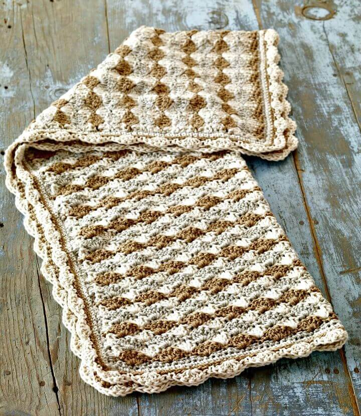 20 Free Crochet Shell Stitch Patterns Diy Crafts