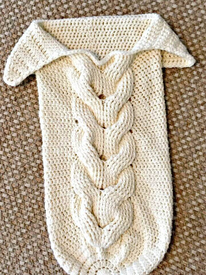 33 Free Crochet Baby Cocoon Patterns Diy Crafts