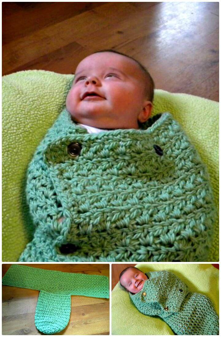 How To Free Crochet Coo-Coo-Cocoon Pattern