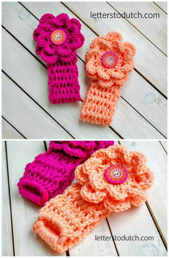 Crochet Headbands for Babies - 28 Free Patterns - DIY & Crafts