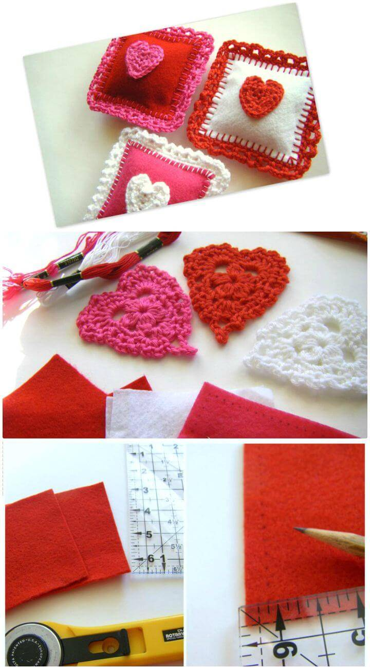 How To Free Crochet The Perfect Heart Pattern