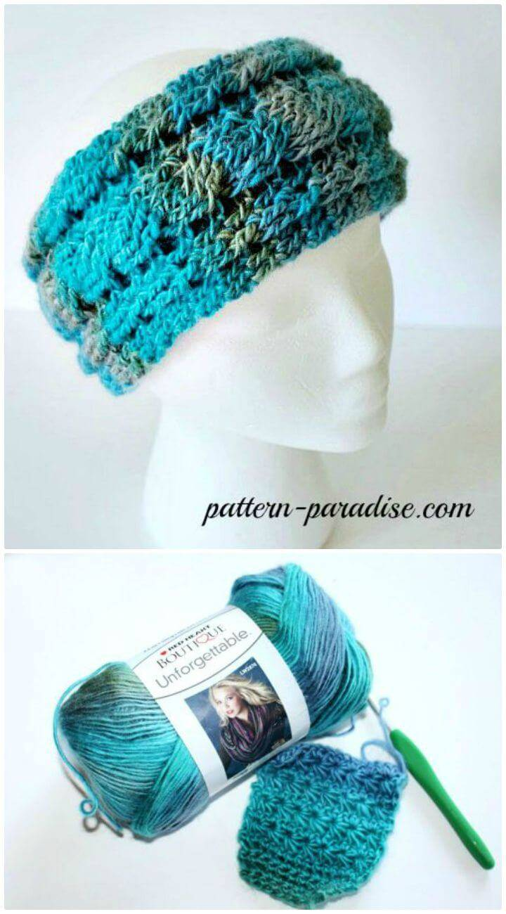 How To Free Crochet Unforgettable Cables Pattern