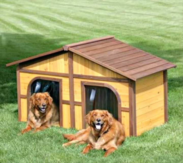 How To Build A Dog House In 14 Steps Tutorial