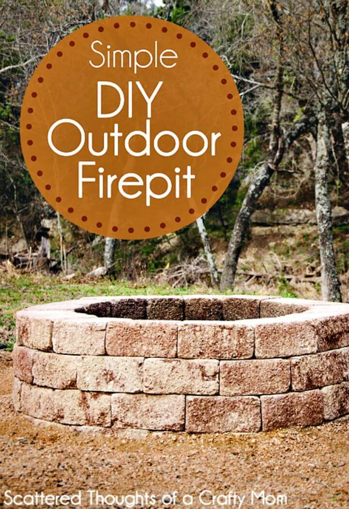 How To Build A Fire Pit For Your Outdoor Space