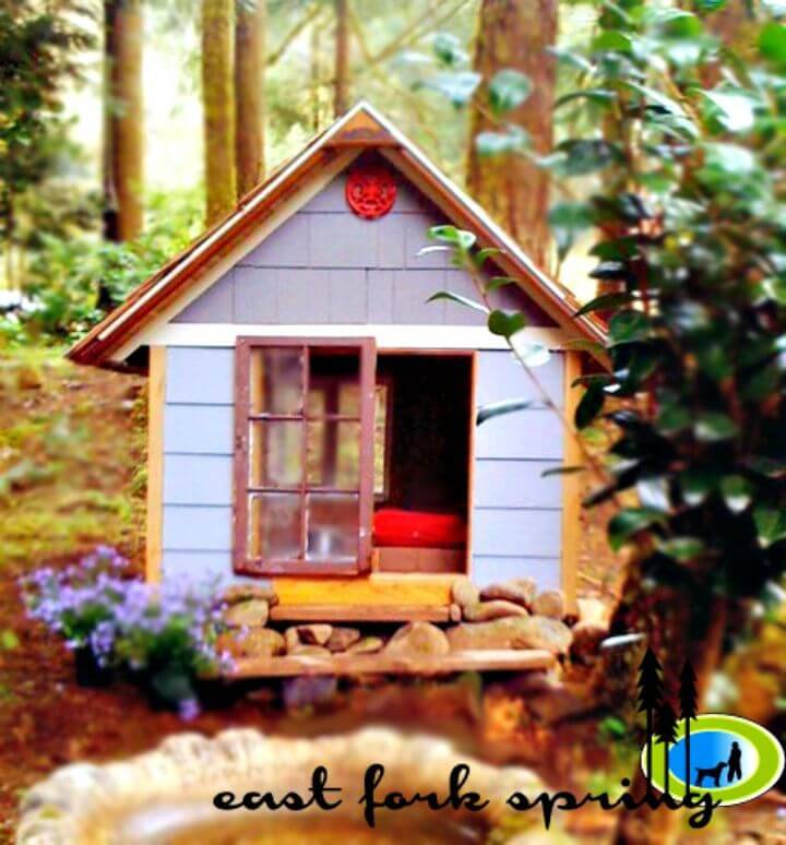Easy DIY East Fork Free Doghouse Tutorial