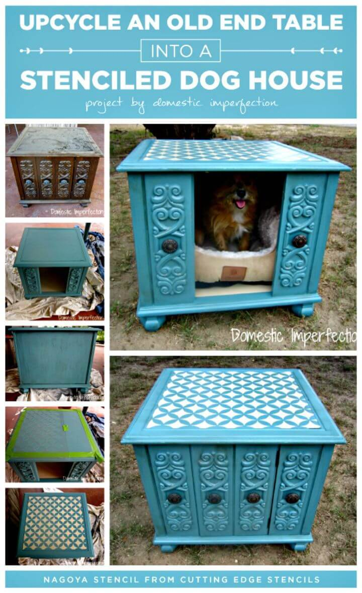 how to build your own dog house