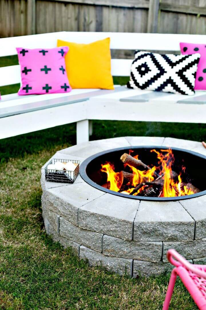 How To Make Your Own Fire Pit In 4 Easy Steps