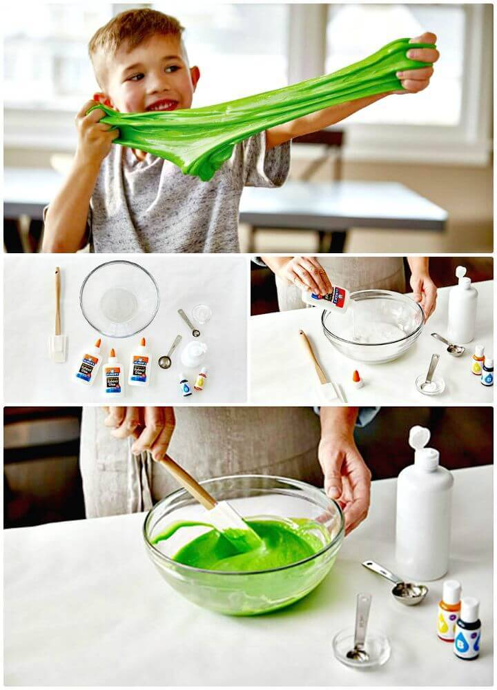 How To Make Slime - Free Tutorial