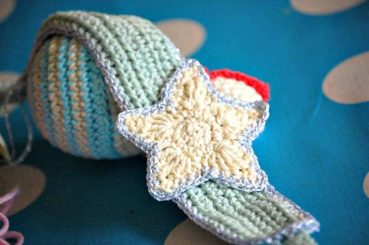 Quick Free Crochet A Star Pattern