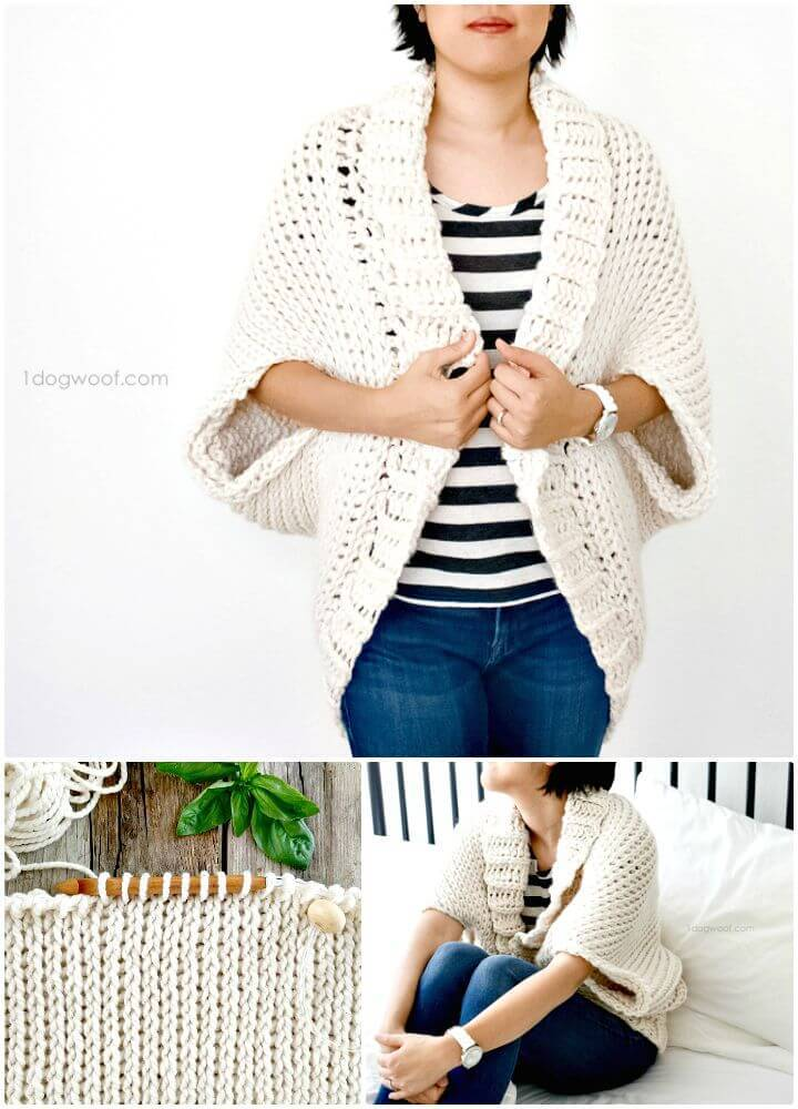 Crochet Shrug Patterns 20 Free Unique Designs Diy Crafts