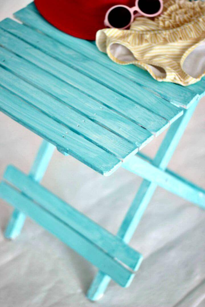 How To Create A Beachy Colored Look With Paint