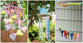 45 Best DIY Wind Chimes How To Make Wind Chimes