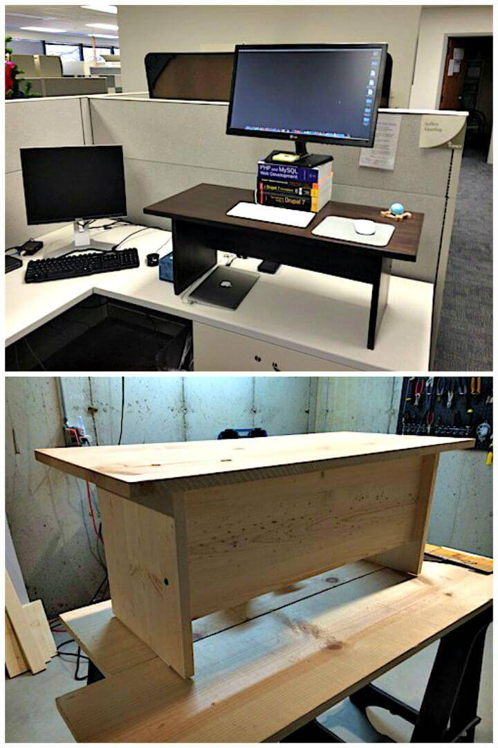 Diy Desk Plans Top 44 Diy Desk Ideas You Can Make Easily
