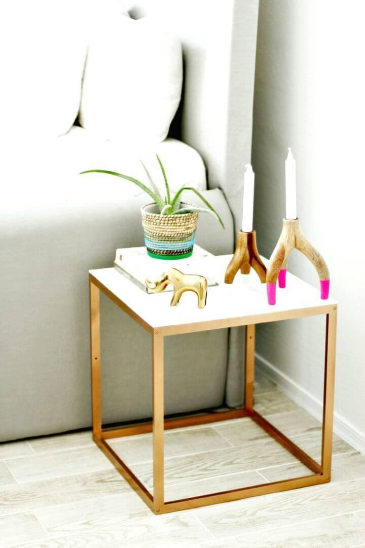 Easy DIY Ikea Hack Nightstand Tutorial