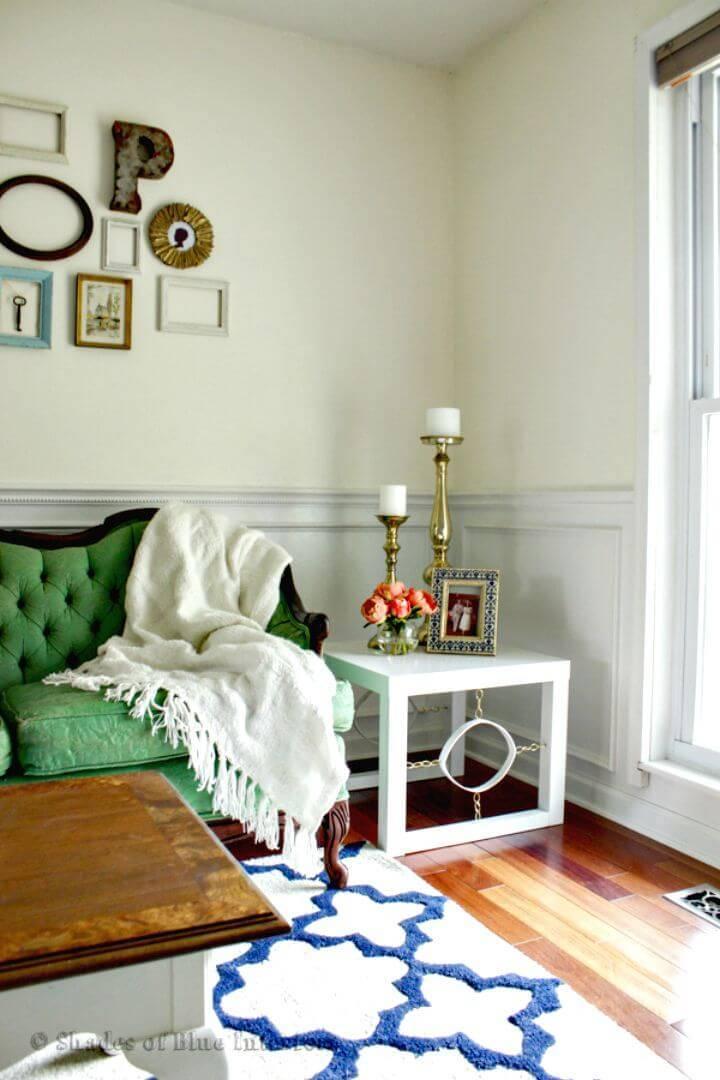 Easy DIY Vintage Modern Nightstand Tutorial