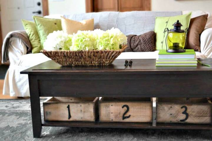 Easy DIY Pallet Storage Boxes Tutorial