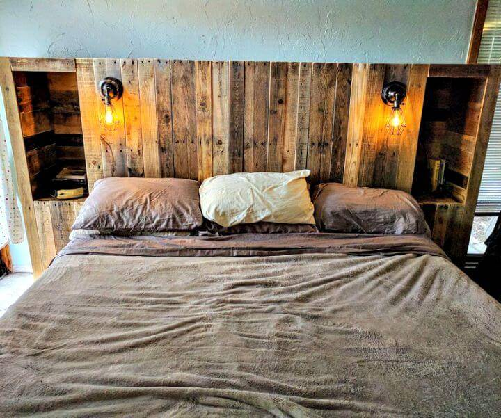 40 Pallet Headboard Ideas To Diy For Your Beds Crafts
