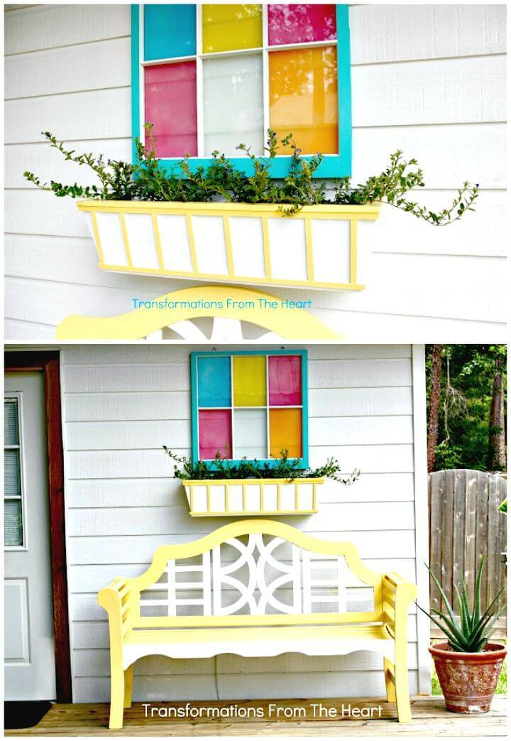 Easy DIY Window Planter Box Tutorial