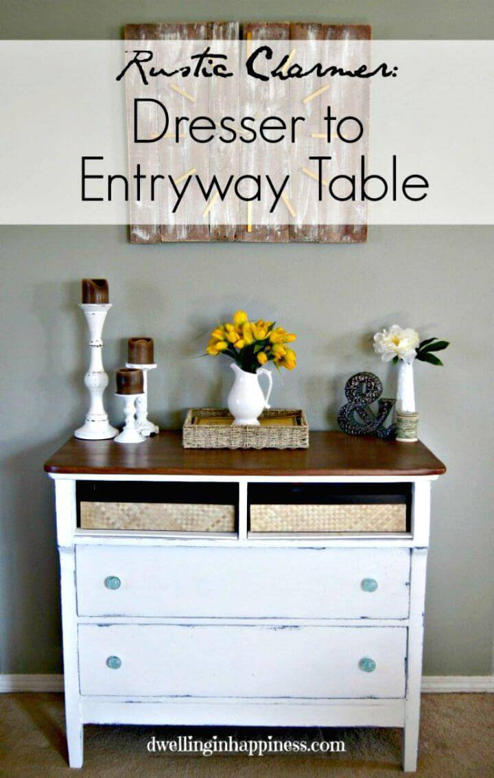 Turn Foyer Into Office : Ultimate diy entryway ideas that you can easily