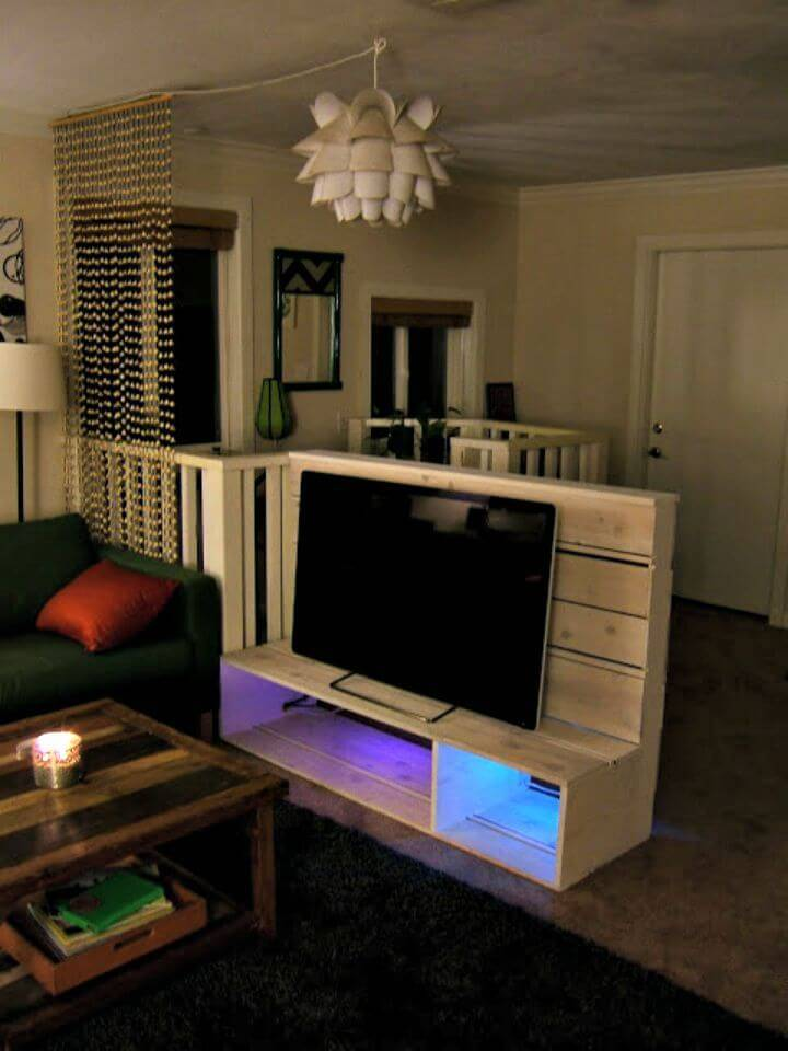 How To Build Your Own TV Stand Step By Step Tutorial