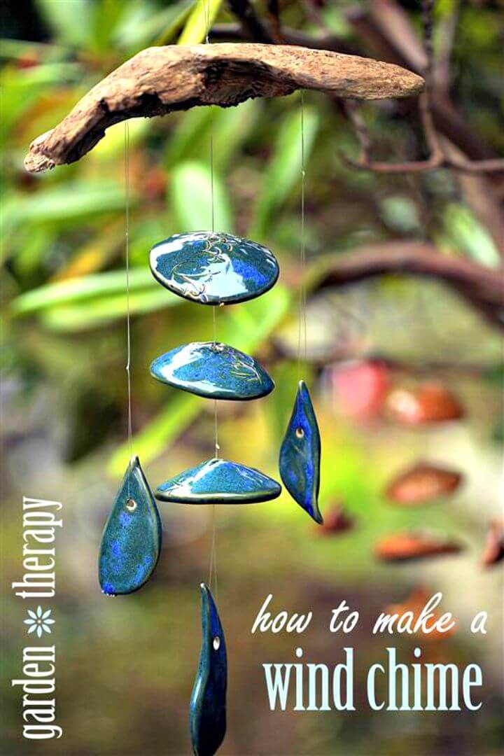 Easy DIY Wind Chime Tutorial