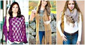 16 Free Crochet Boho and Bohemian Patterns - Free Crochet Patterns - DIY Crafts - DIY Projects