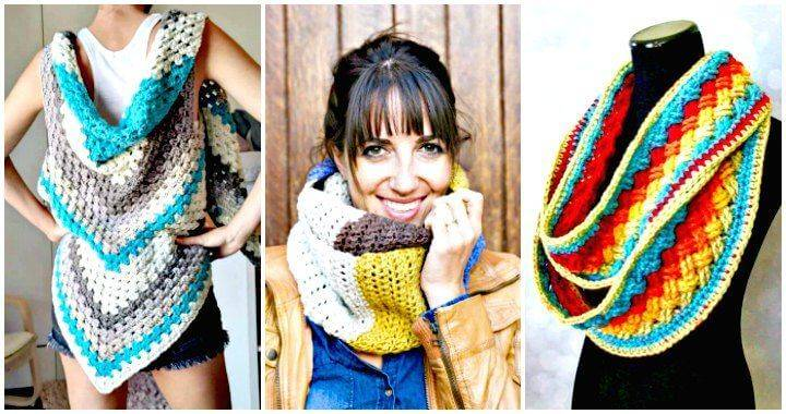 35 Free Crochet Caron Cakes Patterns - Free Crochet Patterns - DIY Crafts - DIY Projects