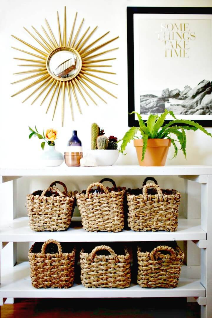 Easiest Three Tips For Styling An Entryway