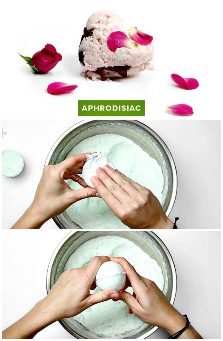How to Make Bath Bombs to Treat Mom