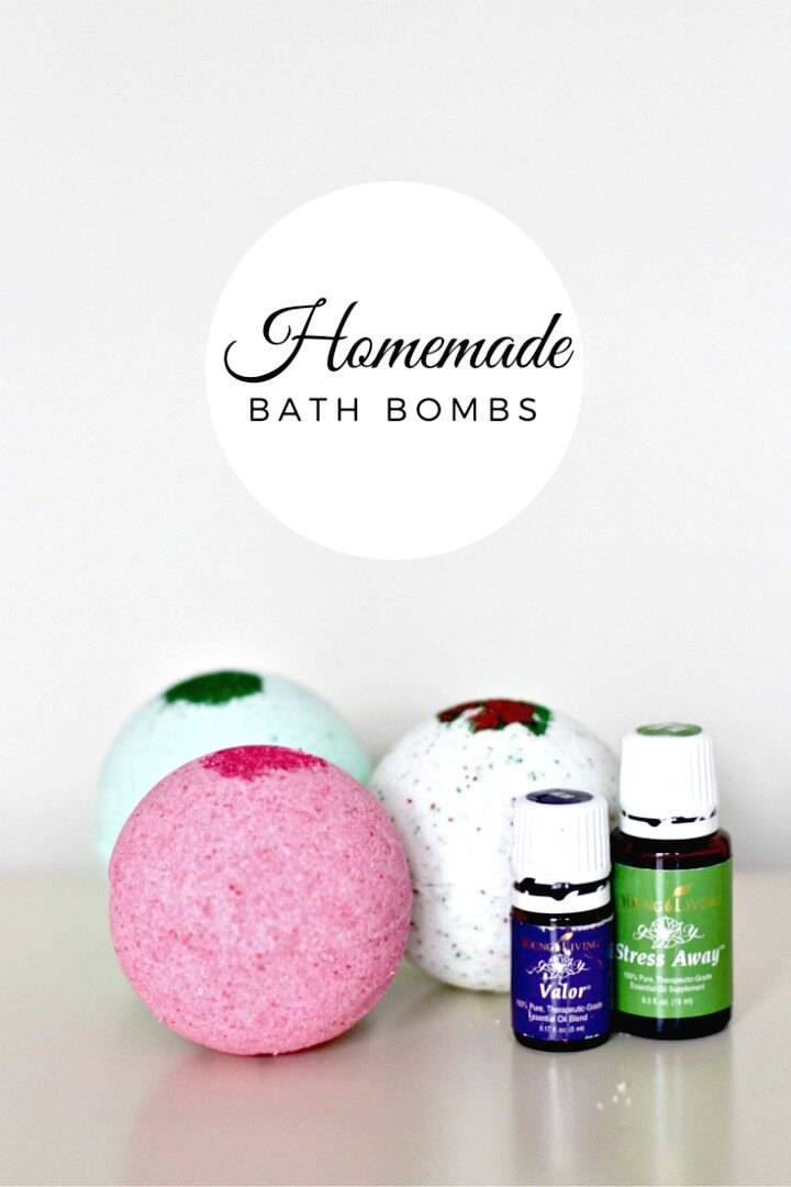 Cute How To Make Your Own Bath Bombs
