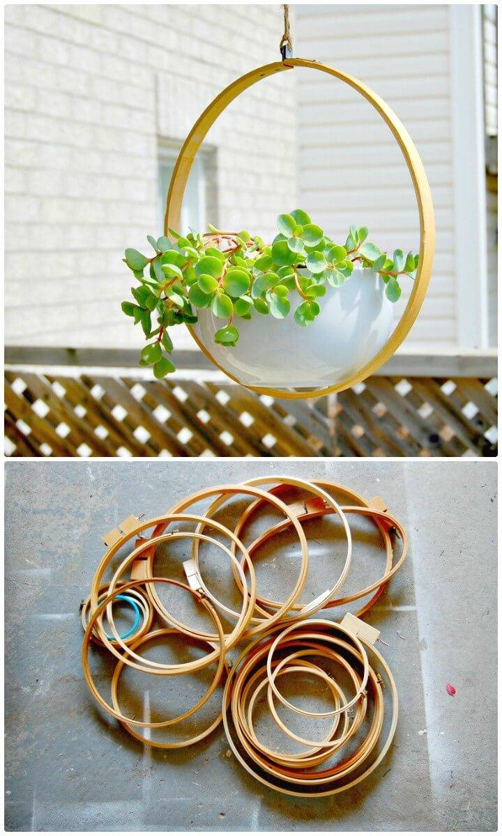 Build Garden Hanging Planter - DIY
